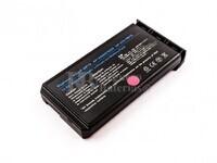Batería para Fujitsu-Siemens AMILO L7300, AMILO PRO V2010, Nec VERSA E2000, VERSA M340