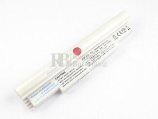 Bateria para ordenador Samsung N120, N120-12GW, N120-anyNet, N150,  N270 BBT, N120-anyNet N270 BN59...