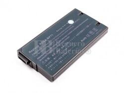 Bateria para ordenador Sony Vaio BP71AUC, BP71, BP71CE7, BP71A, PCGA-BP1N, VAIO PCG -XR, VAIO PCG -XG, VAIO PCG -QR, VAIO PCG -FXA...