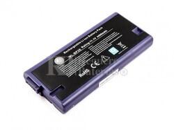 Bateria para ordenador Sony VAIO PCGA-BP2E, PCGA-BP2EA, VGP-BP2EA
