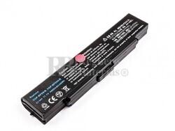 Bateria para ordenador Sony Vaio VGP-BPS9A/B, VGP-BPS10, VGP-BPS9B, VGP-BPS9/B, VAIO VGN-SZ645P3, VAIO VGN-SZ650N/C...