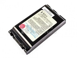 Bateria para ordenador Toshiba PA3191U-3BAS, PA3191U-4BRS, PA3128U-1BRS, PA3191U-2BAS, PA3191U-3BRS, PA3191U-5BAS, PA3191U-1BAS, PA3191U-2BRS, PA3191U-4BAS, PA3191U-5BRS...