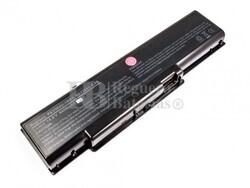 Bateria para ordenador Toshiba PA3384U-1BRS, PA3384U-1BAS, SATELLITE A60-SP126, SATELLITE A60-SP159, SATELLITE A65...
