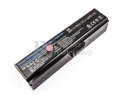 Bateria para ordenador Toshiba PABAS248, 4IMR19/65-2, PA3928U-1BRS, QOSMIO X775-Q7270, QOSMIO X775-3DV82...