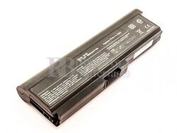 Batería para ordenador Toshiba Satellite A600, Satellite A655, Satellite A660, Satellite A660D, Satellite A665, Satellite A665D, Satellite C600D, Satellite C660/01C,