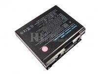 Batería para TOSHIBA Satellite P10, P15, PA3307U-1BAS, PA3307U-1BRS