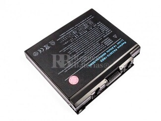 Bateria para ordenador TOSHIBA Satellite P10, P15, PA3307U-1BAS, PA3307U-1BRS
