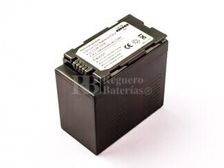 Bateria para PANASONIC CGA-D54SE-1H, VW-VBD55, CGA-D54, CGA-D54SE, CGP-D54S, CGA-D54D, CGA-D54SE-1B, CGR-D54S, CGA-D54S