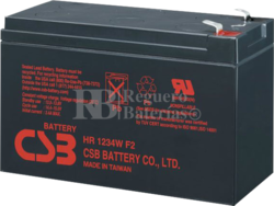 Batería para Patin Razor E90 12V 9AH