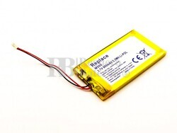 Batería para PDA Palm m500, m505, m515