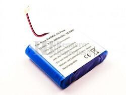 Batería para PDA Pure EVOKE-1S, EVOKE Flow
