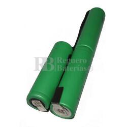 Batería para Persiana 3S1P BM 14500Z1 11,1V 2.600 mah
