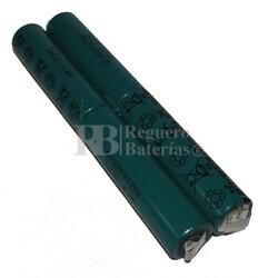 Batería Persiana VELUX 833442 4,8V 3.500 mah