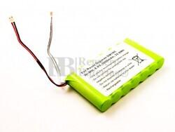 Batería para Medidor de campo Rover Digimax DM16C, NiMH, 8,4V, 3900mAh