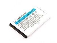 Batería para Samsung  i8910 Omnia HD, Li-ion, 3,7V, 1300mAh, 4,8Wh