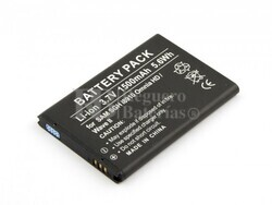 Bateria para Samsung Galaxy 3 I5800, Galaxy Spica I5700, M1 VODAFONE 360, OMNIA 7 I8700, WAVE II S8530