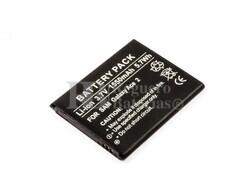 Bateria para Samsung GALAXY ACE 2, GALAXY TREND,GT-S7560,GT-S7562, GT-I8160P, GT-I8160, GALAXY S DUOS