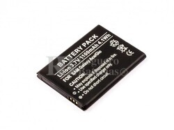 Bateria para SAMSUNG Galaxy Ace, Galaxy Gio, Galaxy Pro, Galaxy S Mini...