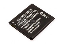 Batería para Samsung Galaxy Core LTE, SM-G3518, Li-ion, 3,8V, 2000mAh, 7,6Wh