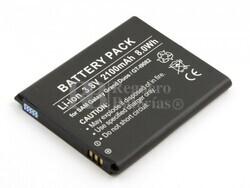 Bateria para Samsung Galaxy Grand, Galaxy Grand Duos, Galaxy Grand Neo, GT-I9080, GT-I9082
