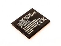 Batería para Samsung Galaxy J1, Li-ion, 3,8V, 1850mAh, 7,0Wh