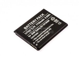 Bateria para SAMSUNG Galaxy S III, Galaxy S 3, GT-I9300 (1.400 mAh)