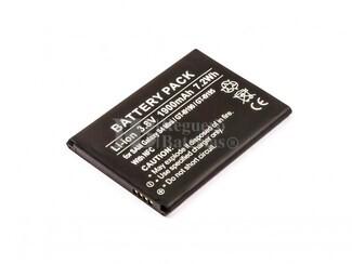 Bateria para Samsung Galaxy S4 Mini, Galaxy S4 Mini Duos, Galaxy S4 Mini LTE, GT-I9190, GT-I9192, GT-I9195..