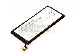 Batería para Samsung Galaxy S7 Edge, Li-Polymer, 3,8V, 3600mAh, 13,7Wh