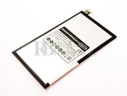 Batería para Samsung Galaxy Tab 3 8.0, SM-T310, Li-Polymer, 3,7V, 4400mAh, 16,3Wh