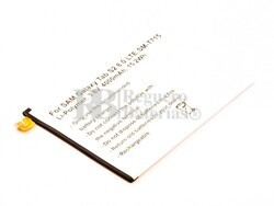 Batería para Samsung Galaxy Tab S2 8.0 LTE, SM-T715, Li-Polymer, 3,8V, 4000mAh, 15,2Wh