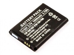 Bateria para SAMSUNG SGH-B100 SGH-i320 SGH-M110 SGH-P900 B2100