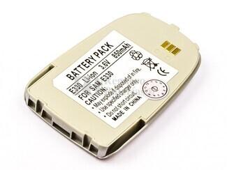 Bateria para SAMSUNG SGH-E330 Li-ion, 3,6V, 850mAh, 3,1Wh