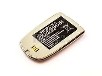Bateria para SAMSUNG SGH-E730 Li-ion, 3,7V, 550mAh, 2,0Wh