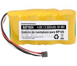 Batería para Scopemeter Fluke 120 BP120 4.8 Voltios 3.000 mah