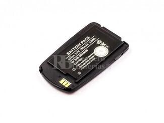 Bateria para SGH M300, para telefonos Samsung, Li-ion, 3,7V, 750mAh, 2,8Wh, dark blue