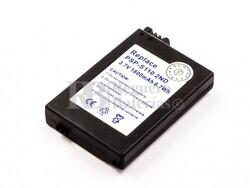 Batería para Sony PSP-S110 PSP 2ª Generacion 3,7V, 1800mAh, 6,7Wh