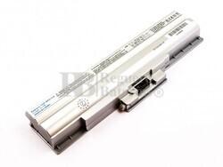 Batería para SONY VAIO VGN-SR45G/P, VAIO VGN-FW139EH, VAIO VGN-FW190EBH