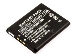 Batería BST-33 para teléfonos SonyEricsson K550I, K660I, K790A,