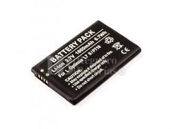 Batería para Teléfono LG Optimus F7 II, Optimus L7 II Dual, D505, Optimus F3, Optimus F6, Verizon ENACT, Lucid 2, VS870, VS890