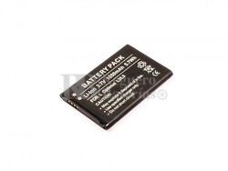 Batería para teléfonos LG Optimus L3, Optimus L3 Dual, Optimus L3 II, Optimus L5, T-Mobile MYTOUCH, LGE739, E739