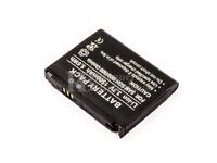 Batería AB653850CE para teléfonos Samsung SGH i900, i900 Omnia