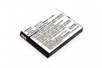 Batería AK-E1200 para teléfonos TELME E1000, TELME E1200
