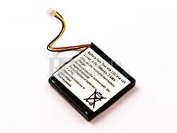 Bater�a para TomTom 4EH51, VIA 120, VIA 150, VIA Live, 6027A0117401, KM1