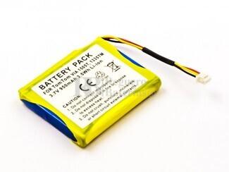 Batería KL1 para GPS Tomtom VIA 1405, VIA 1405M, VIA 1405T,