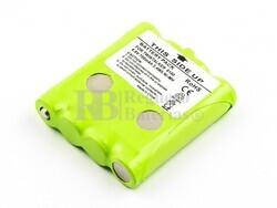Batería para Walkie Topcom Twintalker 9100 Long Range, NiMH, 4,8V, 700mAh, 3,4WH