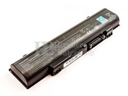 Batería para Toshiba Dynabook Qosmio T750, PA3757U-1BRS, PABAS213