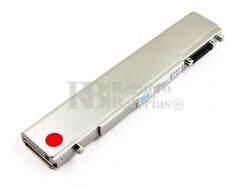Batería para Toshiba PA3612U-1BAS, PA3612U-1BRS, PA3614U-1BRP, PABAS103, PABAS175, PABAS176