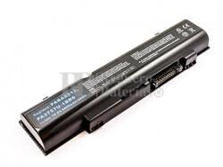 Bateria para Toshiba Qosmio F60, F750, Li-ion, 10,8V, 4400mAh, 47,5Wh