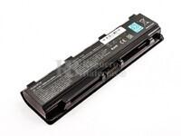 Batería para Toshiba Satellite C55, C70, Li-ion, 10,8V, 4400mAh, 47,5Wh