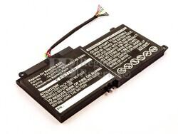 Batería para Toshiba Satellite L50-A, Satellite L50-A-1D6, Satellite L55, Satellite L55t